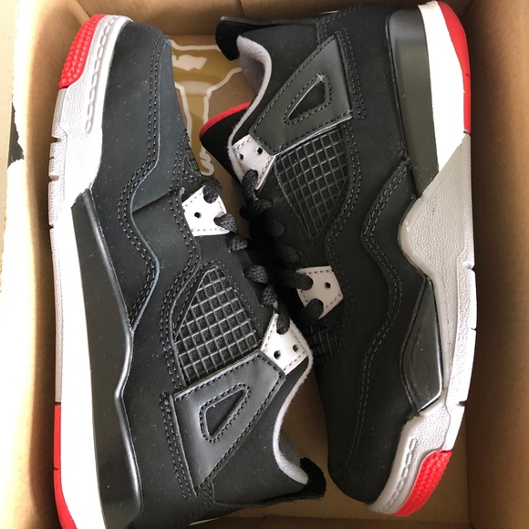 Jordan 4 Retro (PS) (#20) NWT
